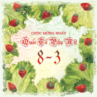 Loi chuc mung 8-3 hay nhat