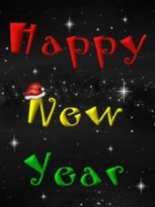 hình nền năm mới 2013 .